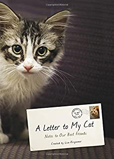 Book Cover: A Letter to My Cat: Notes to Our Best Friends