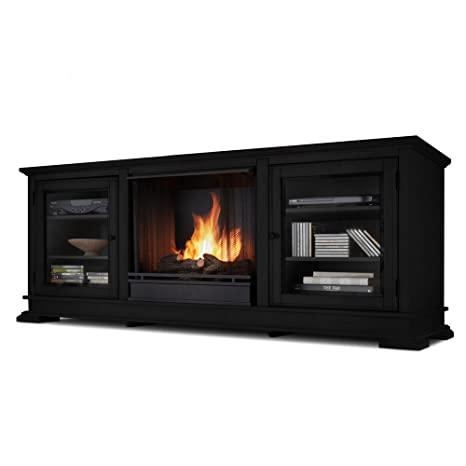 Real Flame Hudson Ventless Gel Fireplace
