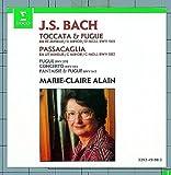 echange, troc Jean-Sébastian Bach - Toccata Et Fugue - Passacaille