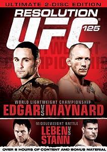 Resoultion UFC 125