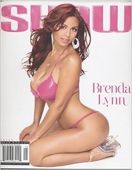 Show Magazine #17, cover #1 of 2: Brenda Lynn (Show Magazine): Various
