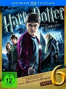 BluRay Harry Potter und der Halbblutprinz - UCE [Blu-ray] [Import allemand]