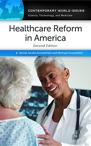 Healthcare Reform in America: A Reference Handbook (Contemporary World Issues)