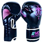 Evo Fitness Ladies GEL Rex Leather Bo...