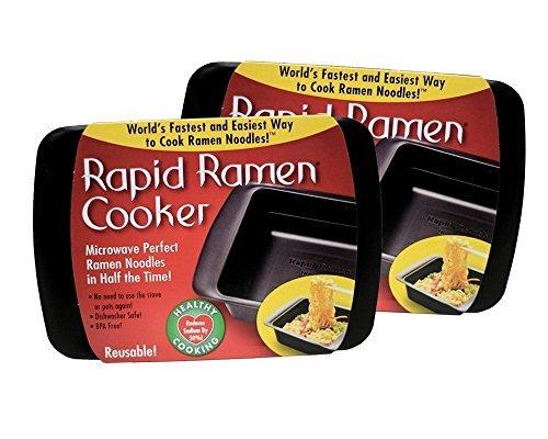Rapid Brands 2 Pack Rapid Ramen Cooker