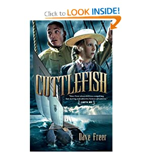 Cuttlefish cover