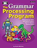 img - for The Grammar Processing Program by Sandra McKinnis (2013-05-04) book / textbook / text book
