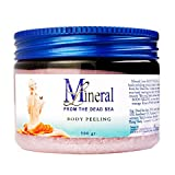 Mineral Dead Sea Lavender Body Peeling Scrub 17.6 Oz. From Israel