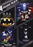 Batman - 4 Grandi Film (4 Dvd)
