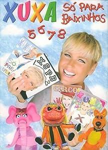 Amazon.com: Xuxa - Xuxa so Para Baixinhos Vol 5-6-7 & 8 (Box): Xuxa