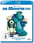 Die Monster Uni [Blu-ray]