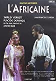 L'Africaine - Giacomo Meyerbeer / San Francisco Opera (Version française)