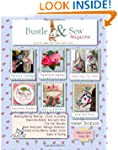 Bustle & Sew Magazine March 2014: Iss...