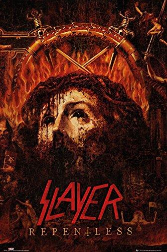 GB eye, Slayer, Repentless, Maxi Poster, 61x91.5cm
