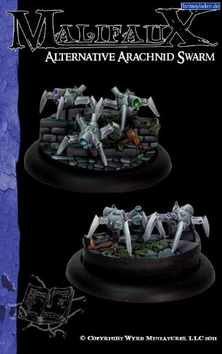 Arachnid Swarm (Alternative) Arcanists Malifaux