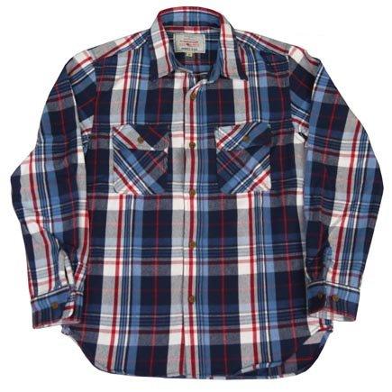 (アビレックス)AVIREX ネルシャツ シャツ チェック ワーク デイリー フランネル 6155164