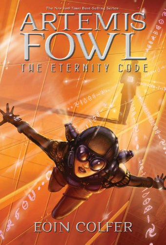 Cover of The Eternity Code (Artemis Fowl, Book 3)