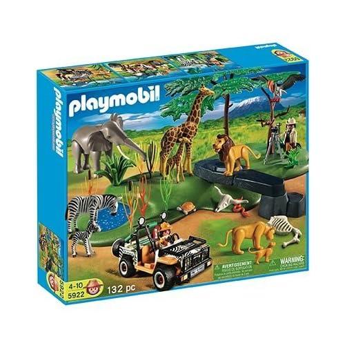 Amazon.com: Playmobil Safari Play Set