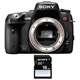 Sony DSLRA580 Alpha A580 16.2MP Digital SLR
