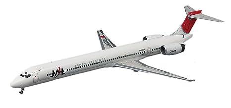 Hasegawa HLT10738 MD-90 JAL 1:200 Plastic Kit Maquette