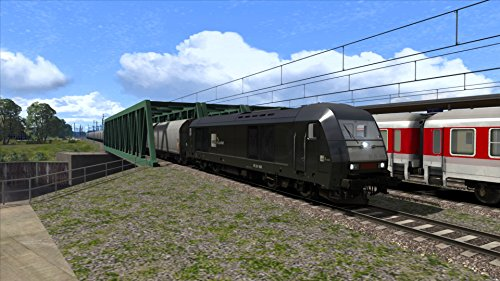 Train Simulator 2014 - MRCE ER20 Eurorunner Loco Add-On Online Code galerija
