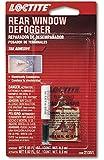 Loctite 21351 Rear Window Defogger Tab Adhesive, 0.03/0.02 fl. oz.
