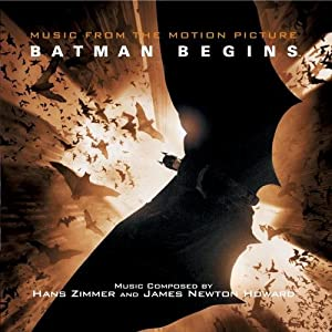 Batman Begins: Original Motion Picture Soundtrack at Gotham City Store