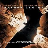 echange, troc Hans Zimmer, James Newton Howard - Batman Begins - O.S.T.