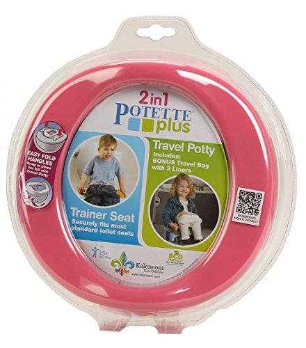 Kalencom 2-In-1 Potette Plus Pink