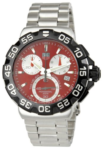 d30526bc3ff81 Tag huer watches  TAG Heuer Men s CAH1112.BA0850 Formula 1 ...