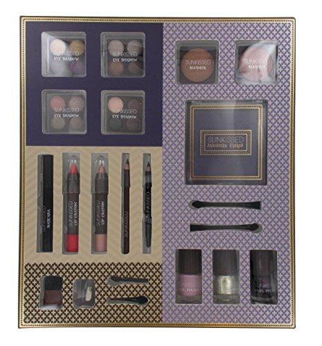 Sunkissed Moroccan Escape Cosmetic Delight Confezione Regalo - 21 pezzi