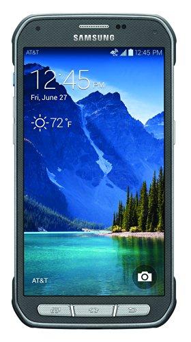 Samsung Galaxy S5 Active, Titanium Gray 16GB (AT&T)