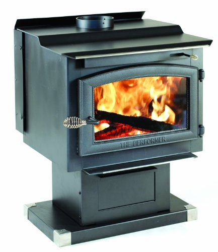Are you looking for a quality wood stove that is strong enough to warm your  entire home? Do you still want the ambiance that comes when you can see a  real ... - Review: Vogelzang Performer TR009 - Finest Fires