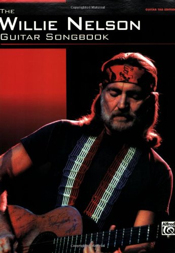 Willie Nelson - Guitar Songbook Guitar Tab Songbook (Willie Nelson Sheet Music compare prices)