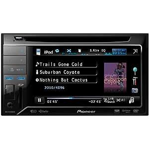 Pioneer AVH-P3200DVD In-Dash Double-DIN DVD Multimedia AV Receiver