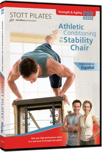 STOTT PILATES Athletic Conditioning On The Stability Chair