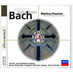 St. Marc Passion, BWV 247 - Reconstruction: Diethard Hellmann / Teil 1 (Vor der Predigt) - Chorus: Geh Jesu, geh zu deiner Pein!