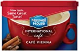 Maxwell House International Coffee Cafe Vienna, 9-Ounce Cans (Pack of 4)