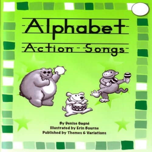 Amazon.com: Alphabet Action Songs (Part 2): Denise Gagne