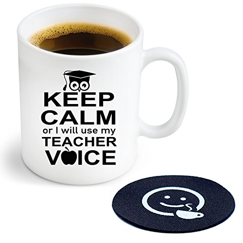 keep-calm-teacher-coffee-mug-and-coaster-11-oz-ceramic-mug-ships-in-a-white-gift-box