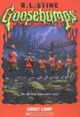 Ghost Camp (Goosebumps Series)