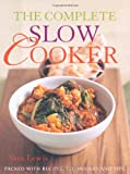 Sara Lewis The Complete Slow Cooker