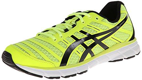 Running Shoe,Flash Yellow/Black/Silver,14
