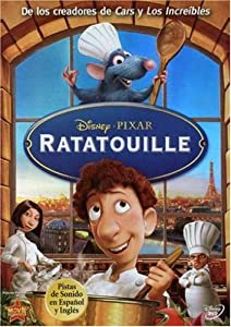 Ratatouille [DVD] [2007] [Region 1] [US Import] [NTSC]