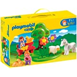 Playmobil - 6757 - Playmobil - Square Des Animaux