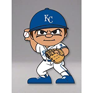 MLB Kansas City Royals The Party Animal Lil Team Pitcher by Party Animal Toys