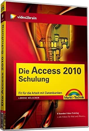 Die Access 2010-Schulung - Video-Training
