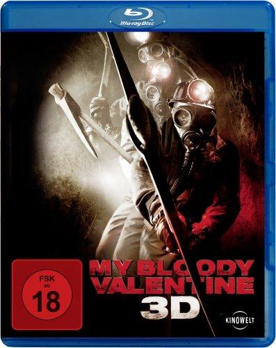 My bloody Valentine 3D (+ 2 3D-Brillen) [Blu-ray]