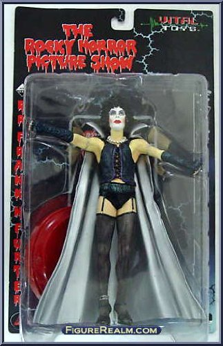 The Rocky Horror Picture Show Collectible Dr. Frank N. Furter Figure by Vital Toys