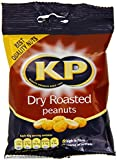 Kp Dry Roasted Peanuts 80 G (pack Of 18)